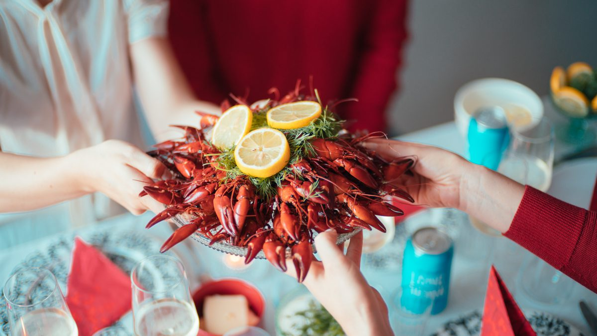 Finnish Traditions: Crayfish parties